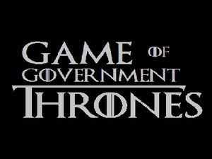 Game of Government Thrones: Create Your Own Country