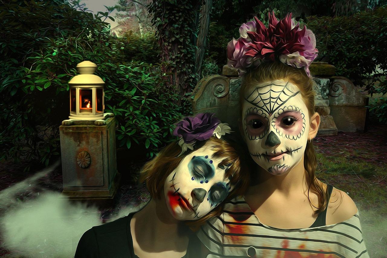 Fiesta Del Día De Los Muertos Ronnie S Awesome List