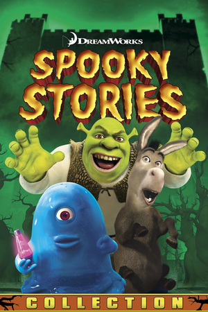 Crowd Pleaser Show:   Spooky Stories  8+,Disney's Shrek and Monster vs. Aliens characters a la Halloween.