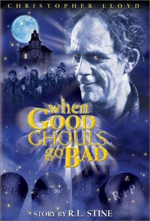 Fun Films:   When Good Ghouls go Bad  10+,A 12-year-old boy moves to a small Minnesota town that is haunted by a curse preventing its citizens from celebrating Halloween.