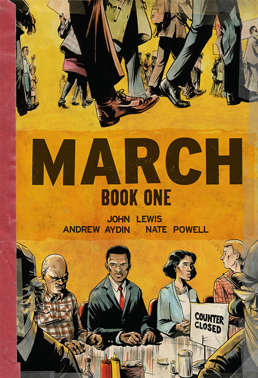 March: Book 1 by John Lewis