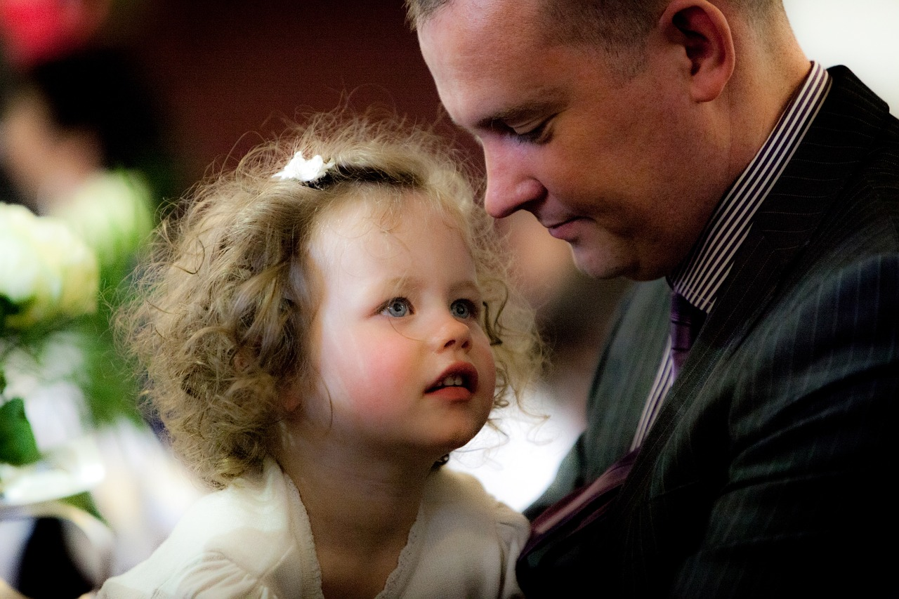 Father Daughter Dance at the Belvedere Community Center