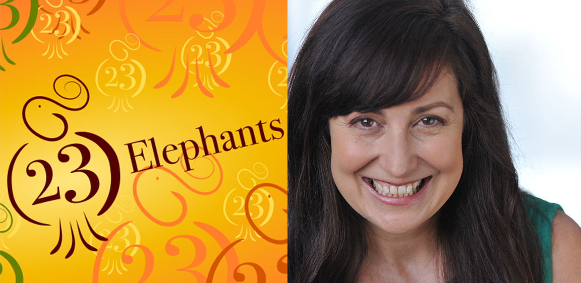 Bidalia E. Albanese   is an award winning Bay Area director, choreographer, performer, and teaching artist of 23 Elephants