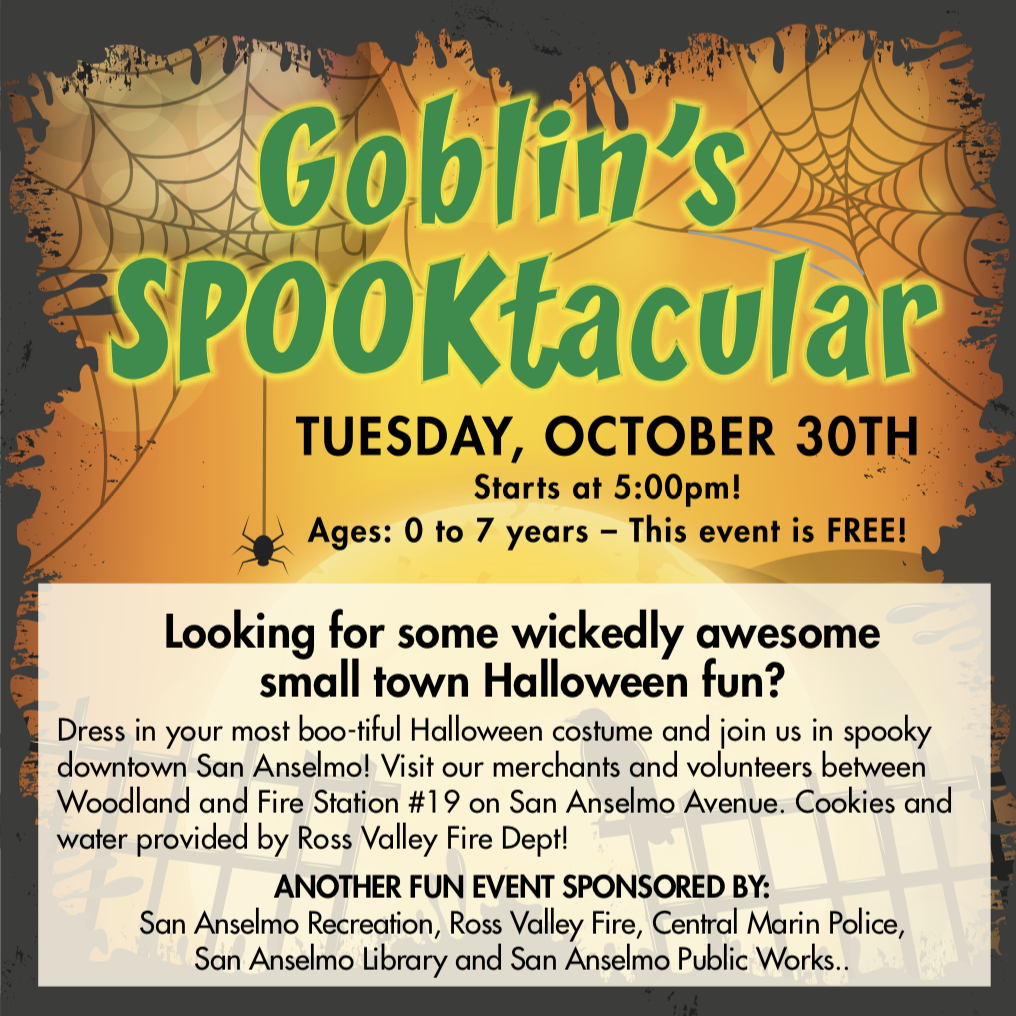 Downtown Woodland Halloween 2020 Goblins Spooktacular — Ronnie's Awesome List