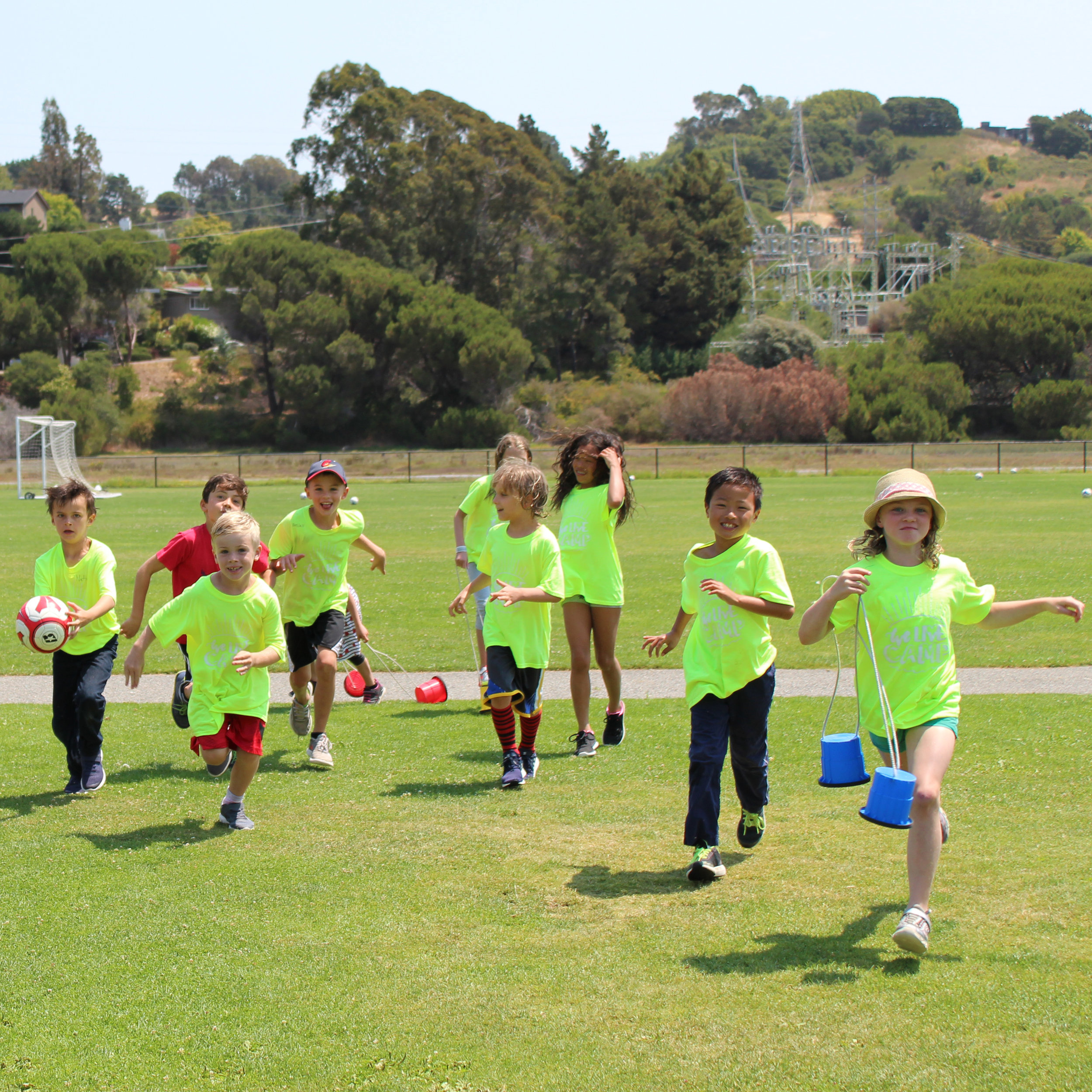 Spring Camps - Have your best break away from school ever with Mill Valley Recreation Spring Day Camps!