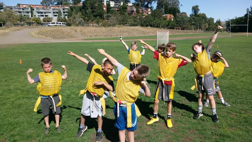 Flag Football Summer Camps - Ages: 8 - 122 Locations: Mill Valley (415) 383-1370Sausalito (415) 289-4152We love the flag families who are ready to rock this Summer! Our Flag Football Summer Camps is a great way to continue to improve your skills, hang out with your friends and be active over the summer! We're constantly learning, playing, team-building AND having FUN because it's the summer and it's Mt Tam Adventure Flag Football Camp. So sign up now before it's too late.