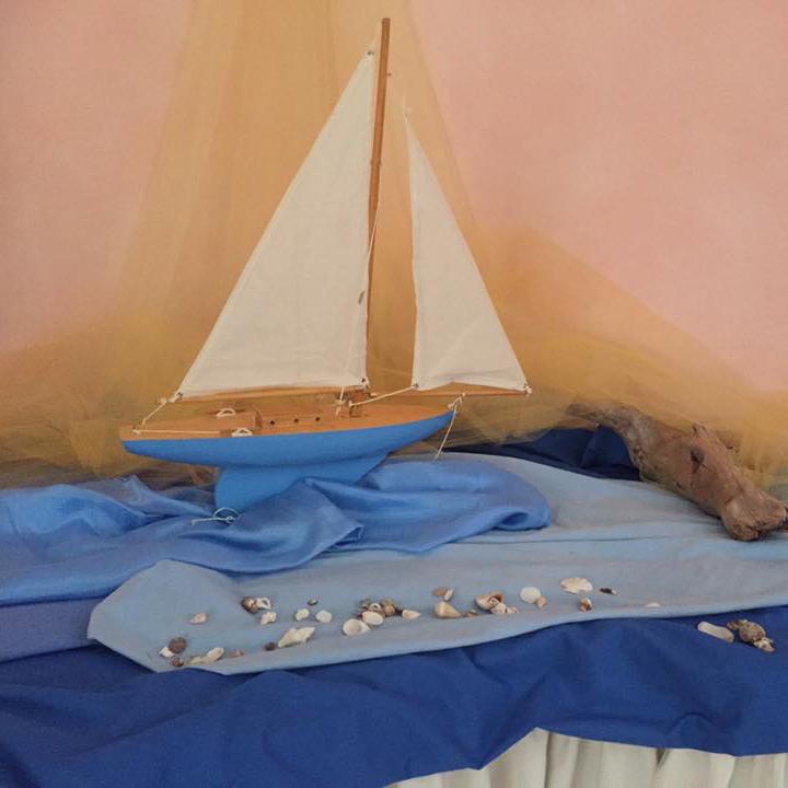 WEEK THREE: SEAFARERS WAY - JULY 8 - 12This week will involve treasure map making, sea shanties, and wee boat making.