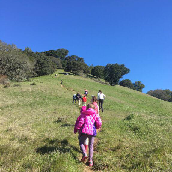 WEEK SIX: OUTDOOR ADVENTURES - JULY 29 - AUGUST 2Walks, hikes, exploring outdoors - a summer-time treat. Campers will be out of doors enjoying nature's gifts of the season - warm weather, sunshine and fresh air.