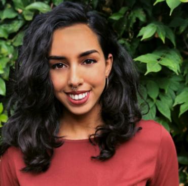Fatima Abdurrahman, Doctoral Candidate, Astronomy Department, UC Berkeley