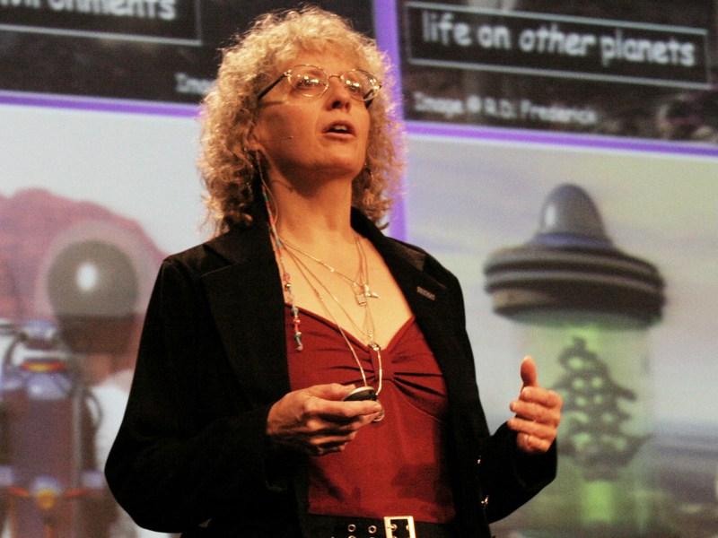 Dr. Penelope Boston, Director, NASA Astrobiology Institute, NASA Ames Research Center