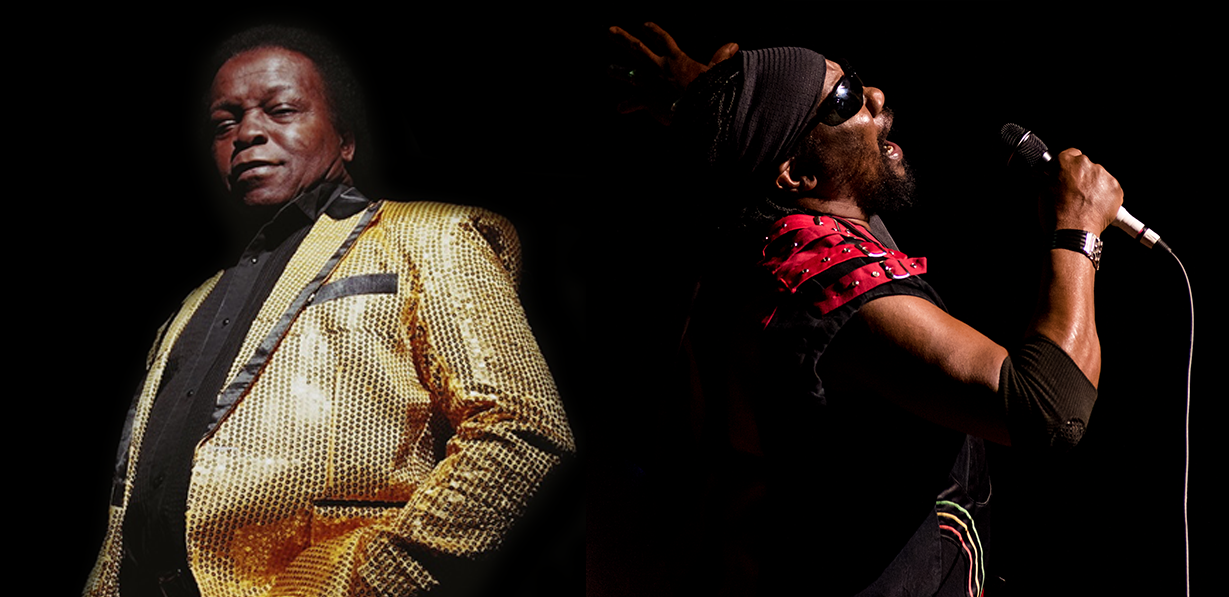 July 21 - Jam to a double-bill of reggae and funky soul with pioneering Jamaican group Toots and the Maytals and the prolific, soulful swagger of Lee Fields and the Expressions.KIDSTAGE: Reggae/dancehall dance with Shemica Johnson, printmaking with Youth Art Exchange