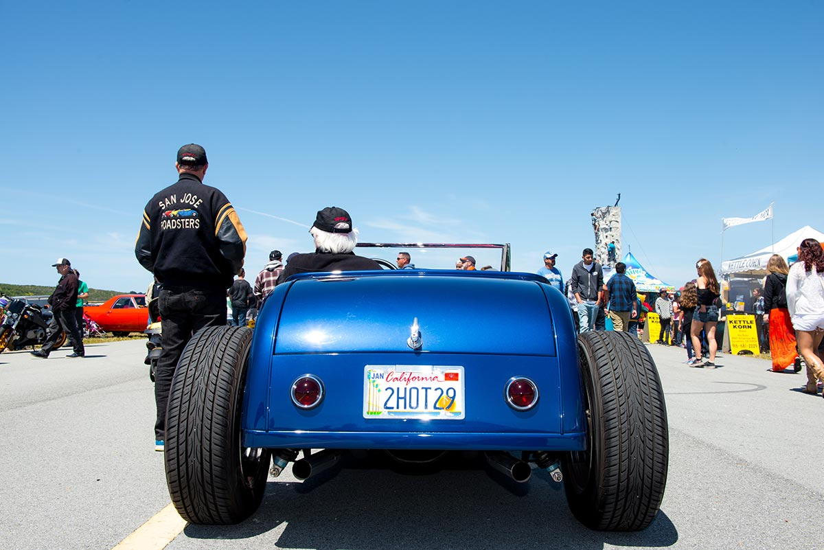 THE COOLEST SHOW ON EARTH ROLLS INTO HALF MOON BAY -