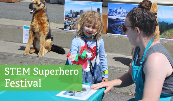 STEM Superhero Festival - On May 3-5, we're taking the superhero theme to a whole new level atSTEM Superhero Festival!Unleash your super(parent) powers and join us for a full weekend of kid-sized capes and superhero-themed programming that will be sure to win over the whole family. Creative programs encourage children to unlock the superhero within!