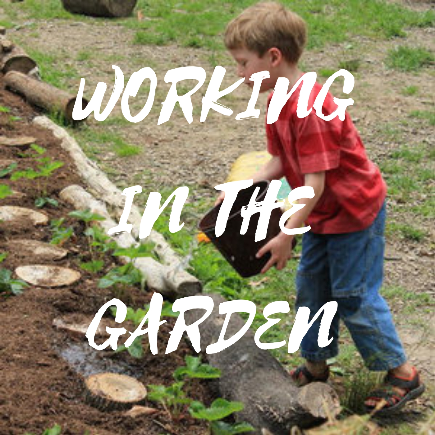 JUNE 24 - JUNE 28 - A fun and physical week of working in the garden. Campers will care for the garden and craft Fairy and Gnome gardens and houses