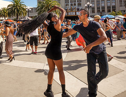 Redwood City Salsa Festival - September 21Downtown Redwood CitySalsa music, salsa dancing, and salsa tasting are at the forefront, featuring three stages with a variety of music, including Salsa, Latin Jazz, and Reggae.
