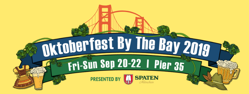 Oktoberfest - September 20 - 22Pier 35, San FranciscoCelebrate Munich's famed festival in true tradition and spirit with nonstop music, singing, dancing and the very best in German food and drink. Headlining our stage will be the world renowned, 21-piece Chico Bavarian Band!