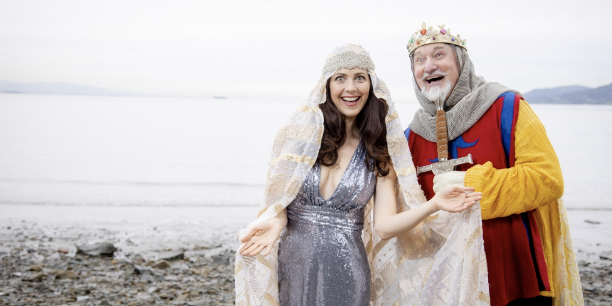 A Must See - I would recommend the play Spamalot by Monty Python, as performed by the Marin Shakespeare Company, to a teenage or adult audience, as certain scenes are not appropriate for small children. I attended the preview performance on the 27th, and found it very amusing.