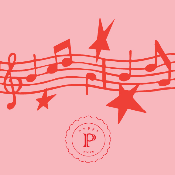 Poppy 🎶 - Join us for Music Time at Poppy every Thursday at 10:30am with Mr. AndrewStorytime Tuesday's at 10:30-11:30