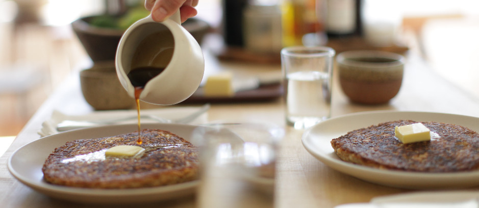 Axe Multigrain Pancake Samplings & Sales 🥞 - Saturday, September 14th, 9am-2pmThe Axe Multigrain Pancake batter is lovingly made in Northern California with nutritious and delicious ingredients, free of pesticides, herbicides, chemical fertilizers, or growth hormones. Batter is sold frozen/$20 for 32oz container.