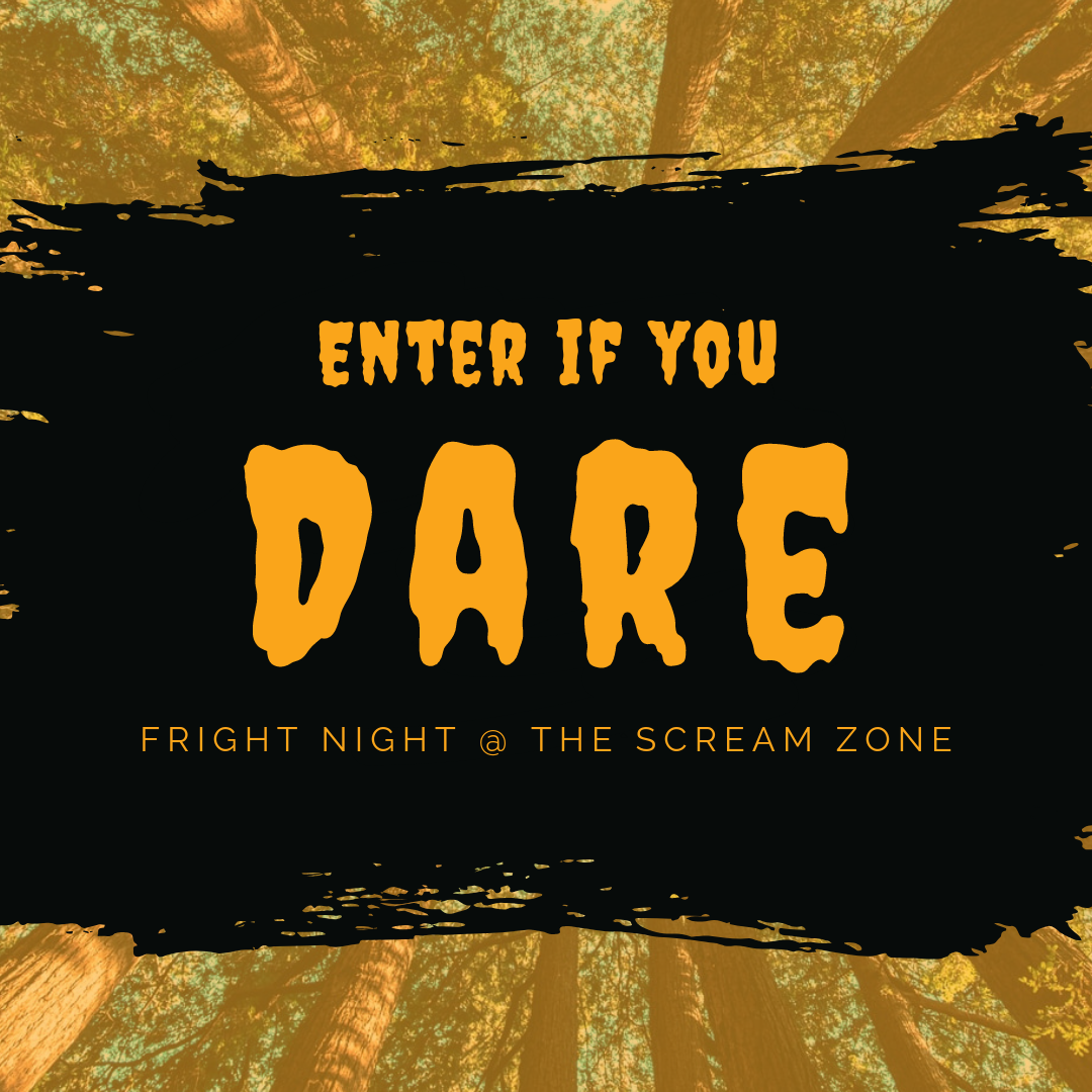 Fright Night @ the Scream Zone - October 18th, 2019We'll be celebrating Halloween early this year at Teen Zone's annual Fright Night party featuring pumpkin carving, a costume contest and more! Put on your spookiest costume and head on over for a ghoulishly good time!