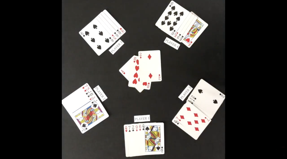 4 Simple Card Games For Families To Play During The Lockdown Ronnie S Awesome List,Virginia Creeper Plants With Red Berries That Look Like Ginseng
