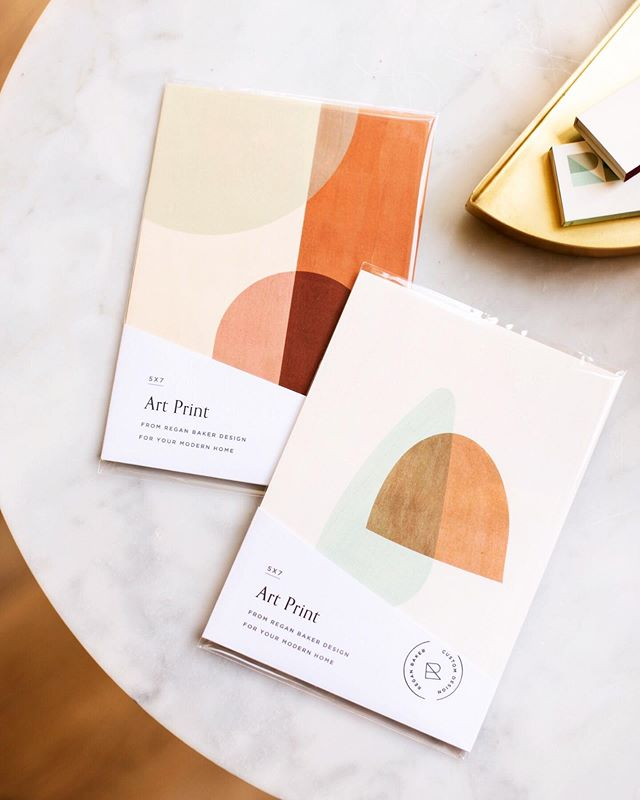 Made some geometric art prints for the @reganbakerdesign @sfdesignweek studio tour this Friday.  Please don't ever leave us rust/clay/terracotta-color-trend.😂 More details about the event @reganbakerdesign