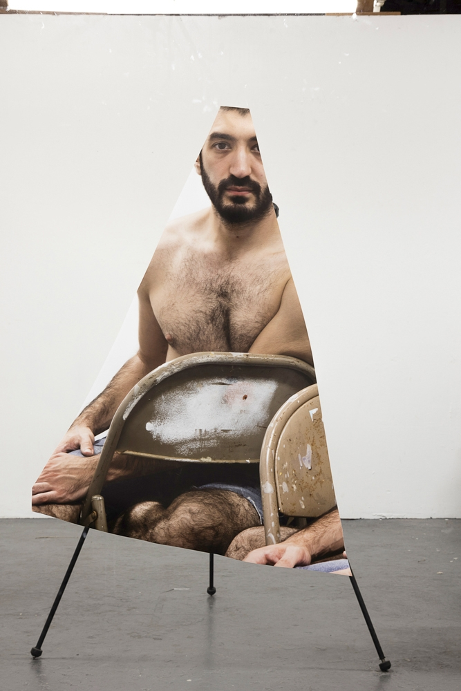 Paul Mpagi-Sepuya, Portrait Study 1 , 2016