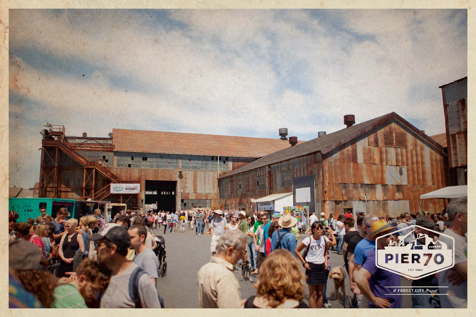 Open Air Arts and Makers Market