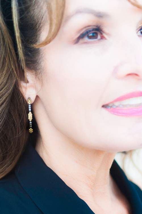 Armenta Earrings from  The Jewelry Bar