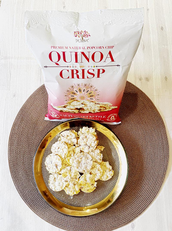 Quinoa Crisps
