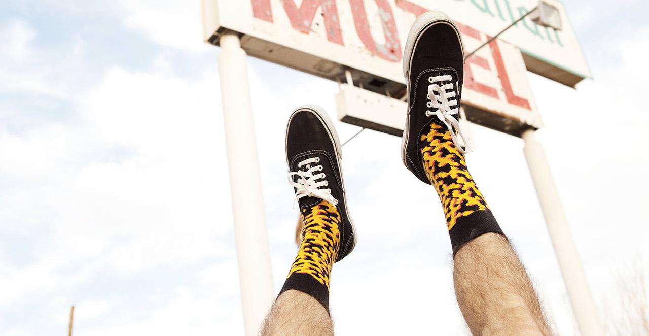 Image from  Happy Socks Lookbook