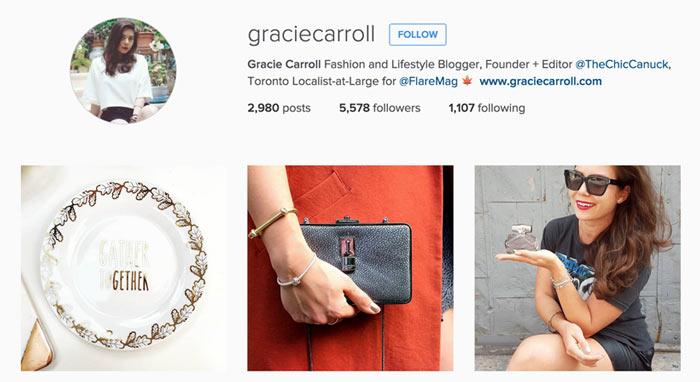 Gracie Carroll