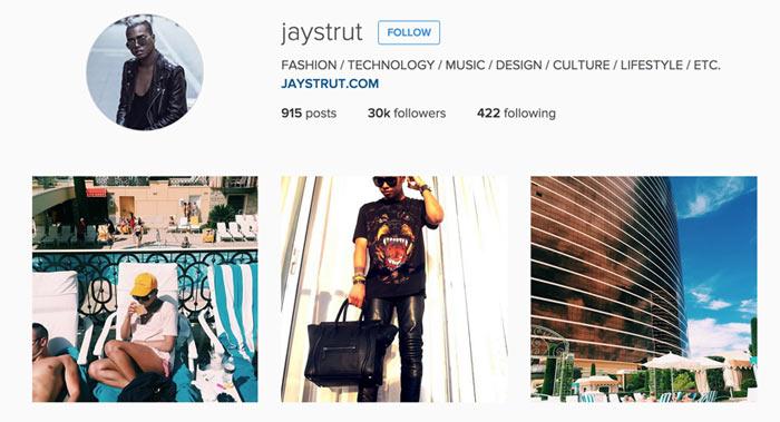 Jay Strut