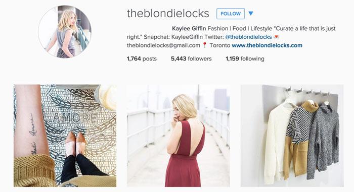 the blondie locks