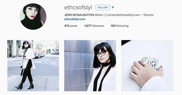 Ethics of Style