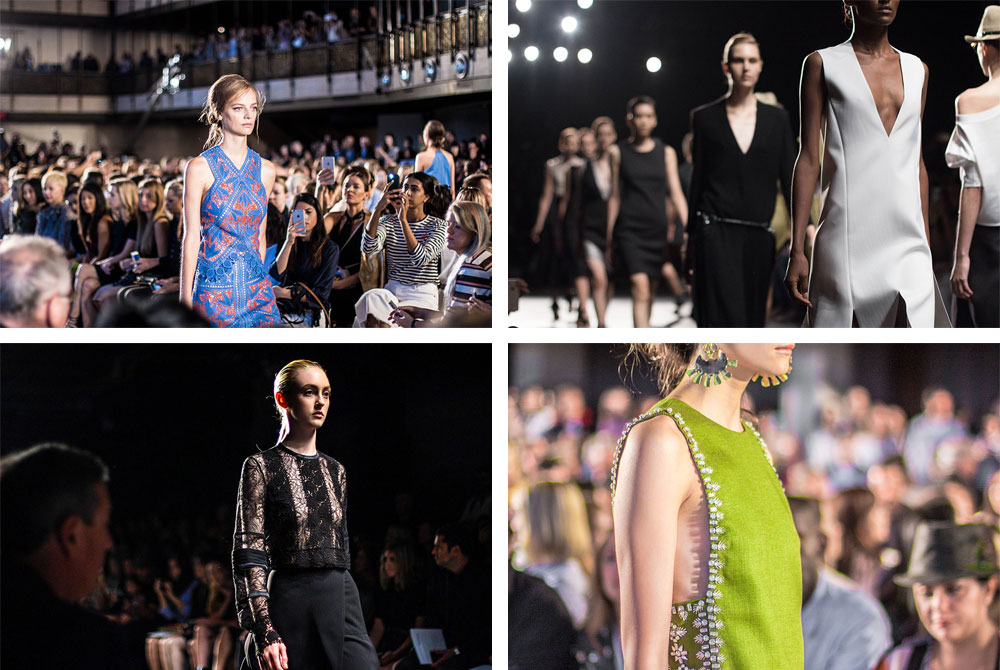 Via    Sarah Styles Seattle   's post on NY Fashion Week Spring/Summer 2016