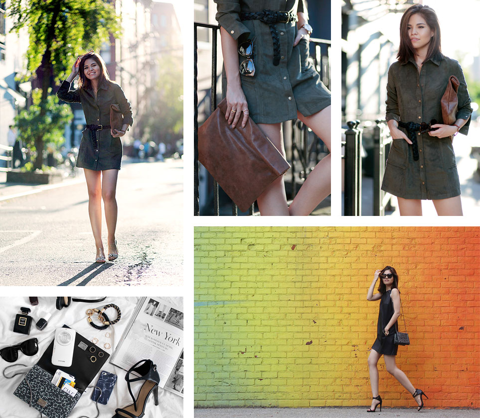 Adriana Gastélum of  Fake Leather 's Fashion Week Survival Guide