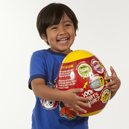 Ryan Kaji of Ryan's Toy Review Kid Influencers Kid Vloggers