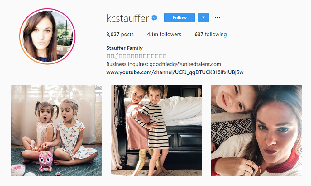Emma and Mila Stauffer - Kid Influencers Kid Vloggers