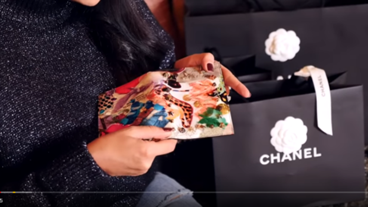 a62d310b5e27 Other than that AMAZING passport holder, here's what's cool about this  video - as she proceeds to open the rest of the gifts, there are times when  she ...