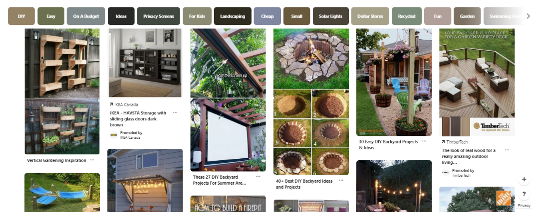 ce48f9879f6b We penned a post at the end of last year (this one) on how HUGE Pinterest  is for home decor and DIY brands. Let me just recap one piece of that info  ...