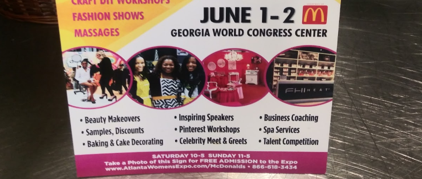 picture of Pinterest Workshop featured at Atlanta Women's Expo