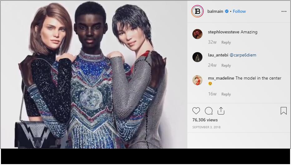 Balmain's army of virtual models.png