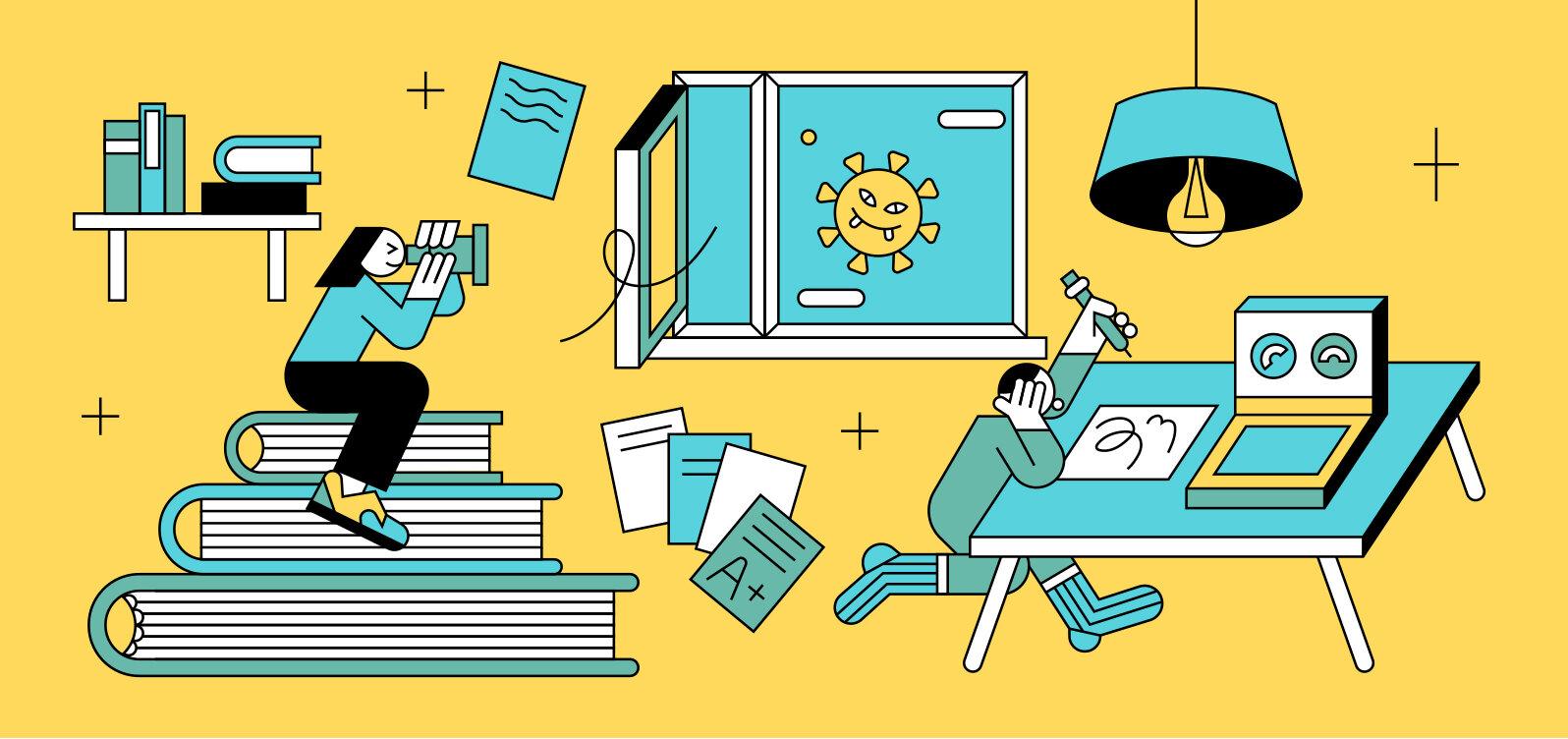Homeschooling Tengah Pandemi Pelaksanaannya yang Ideal