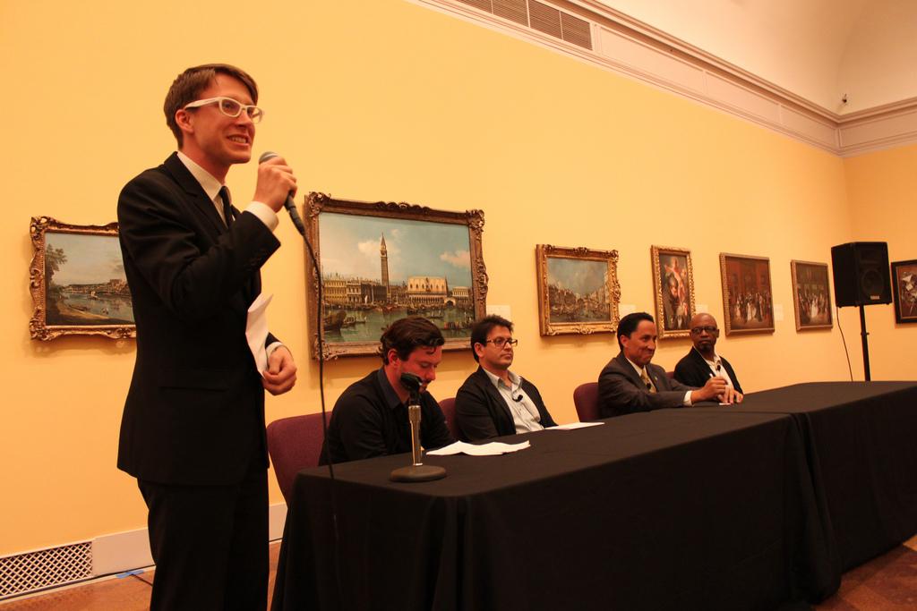 Alexander Jarman, David White, Todd Gloria, Xavier Leonard