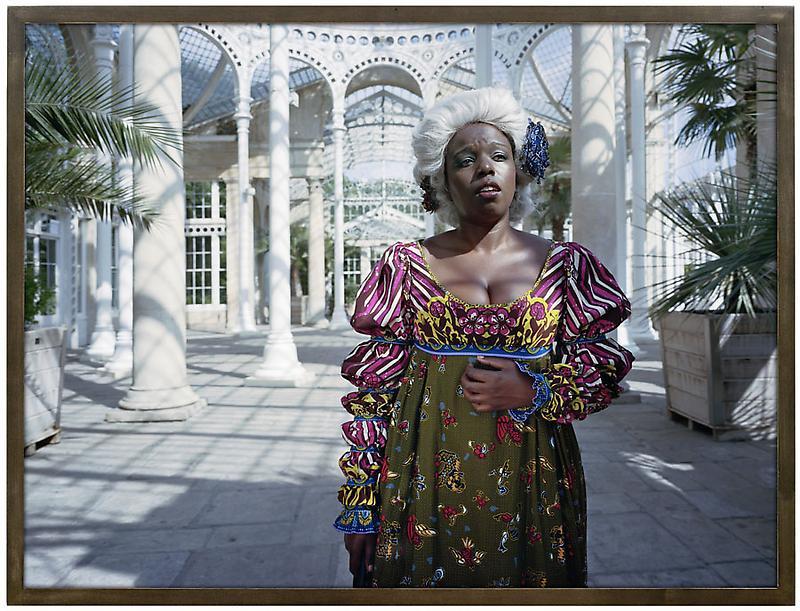 Yinka Shonibare, M.B.E.,  Addio del Passato , 2011