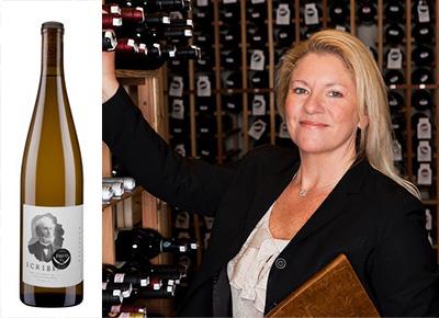 Gillian Ballance, Master Sommelier, Photo: Scribe Winery