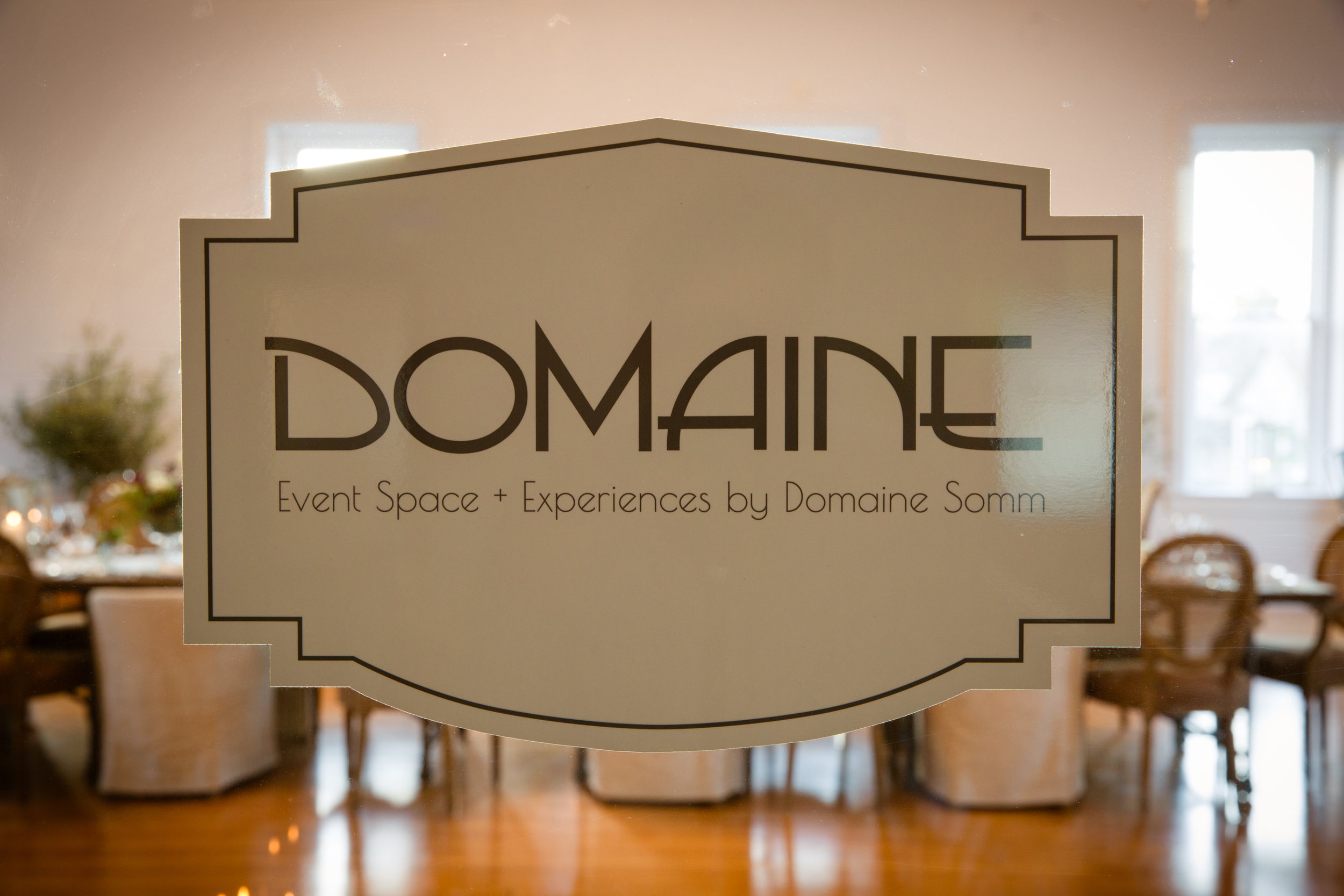 DOMAINE event space