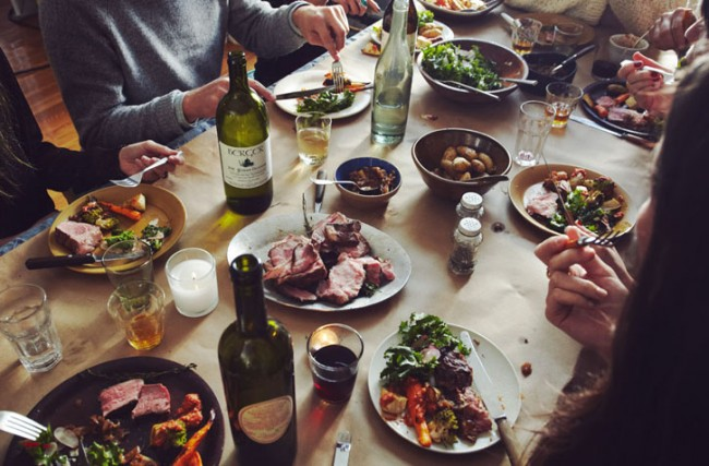 wines for a dinner party