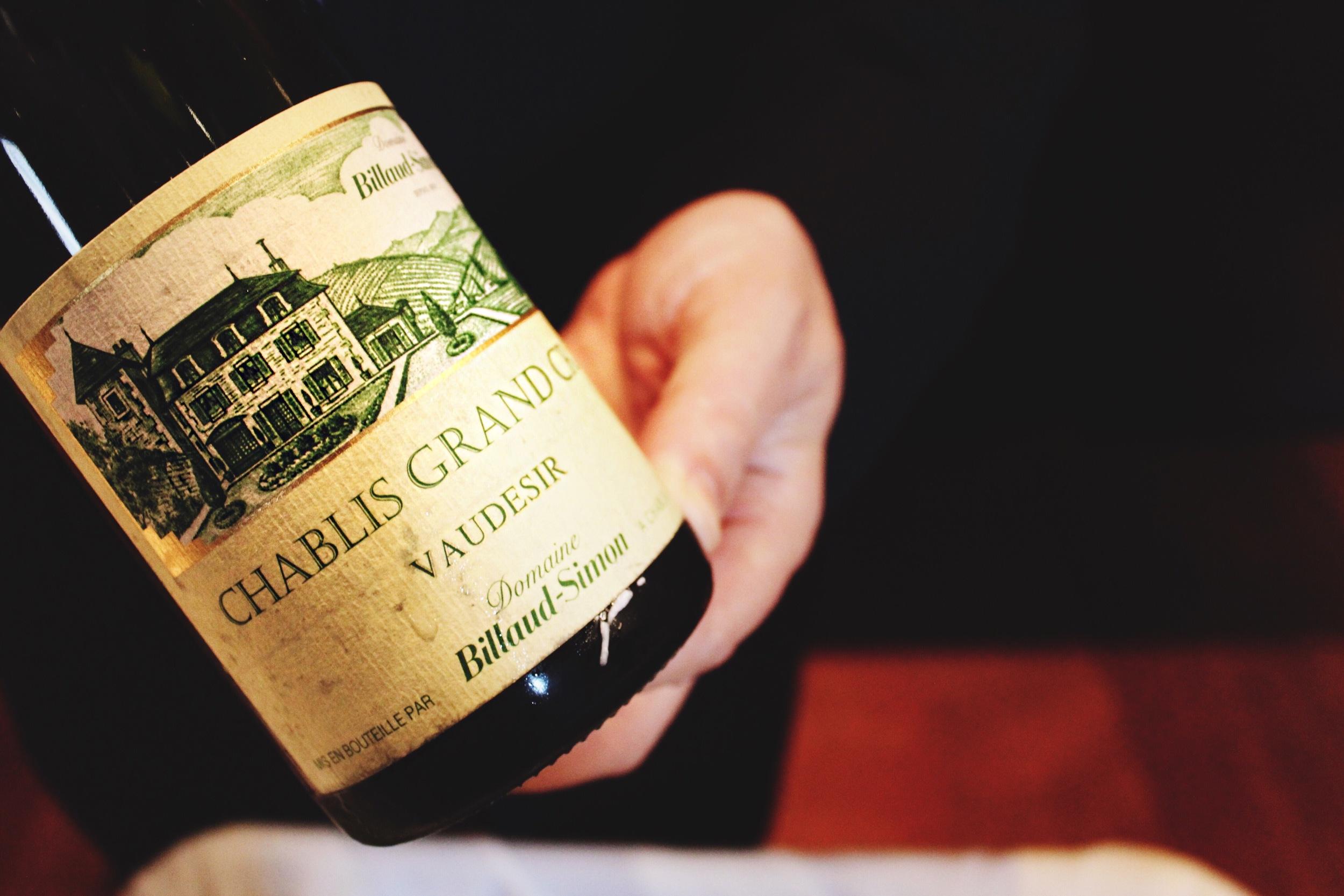 boutique wine selection